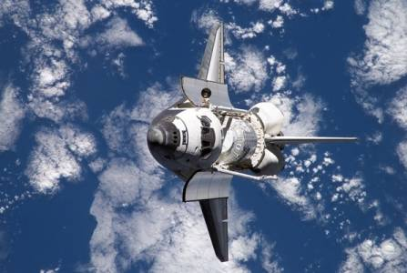 Der Space Shuttle