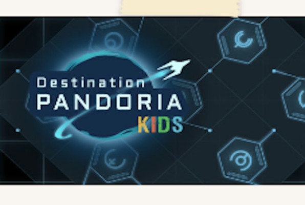 Destination Pandoria Kids